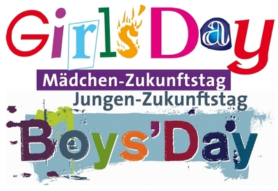 Girls and Boys Day logo